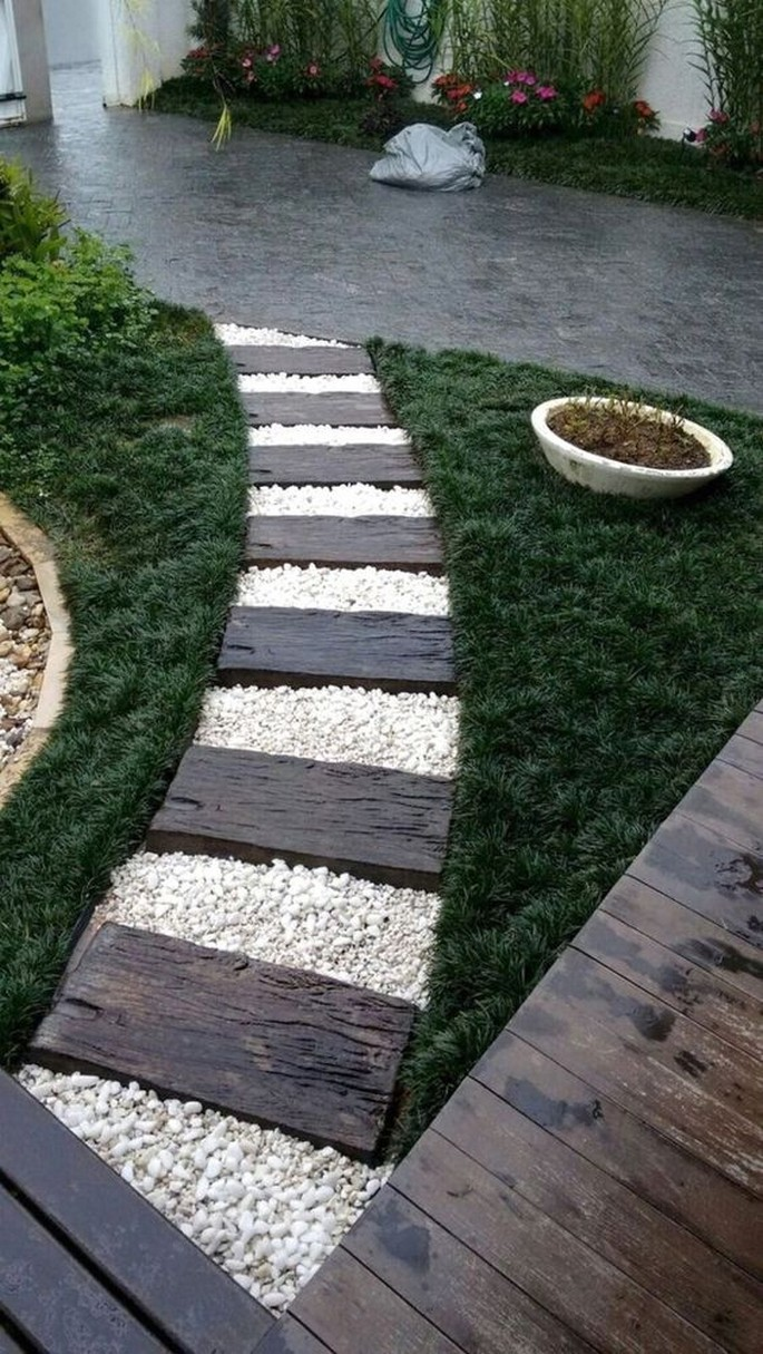 50 Trend Front Yard And Backyard Landscaping Ideas On A Budget BackyardLandscaping 36