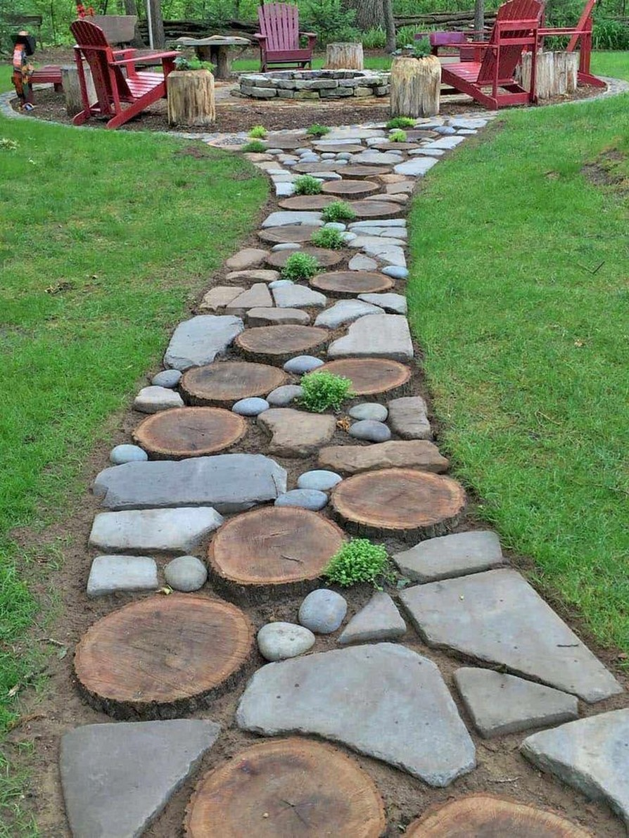 50 Trend Front Yard And Backyard Landscaping Ideas On A Budget BackyardLandscaping 39