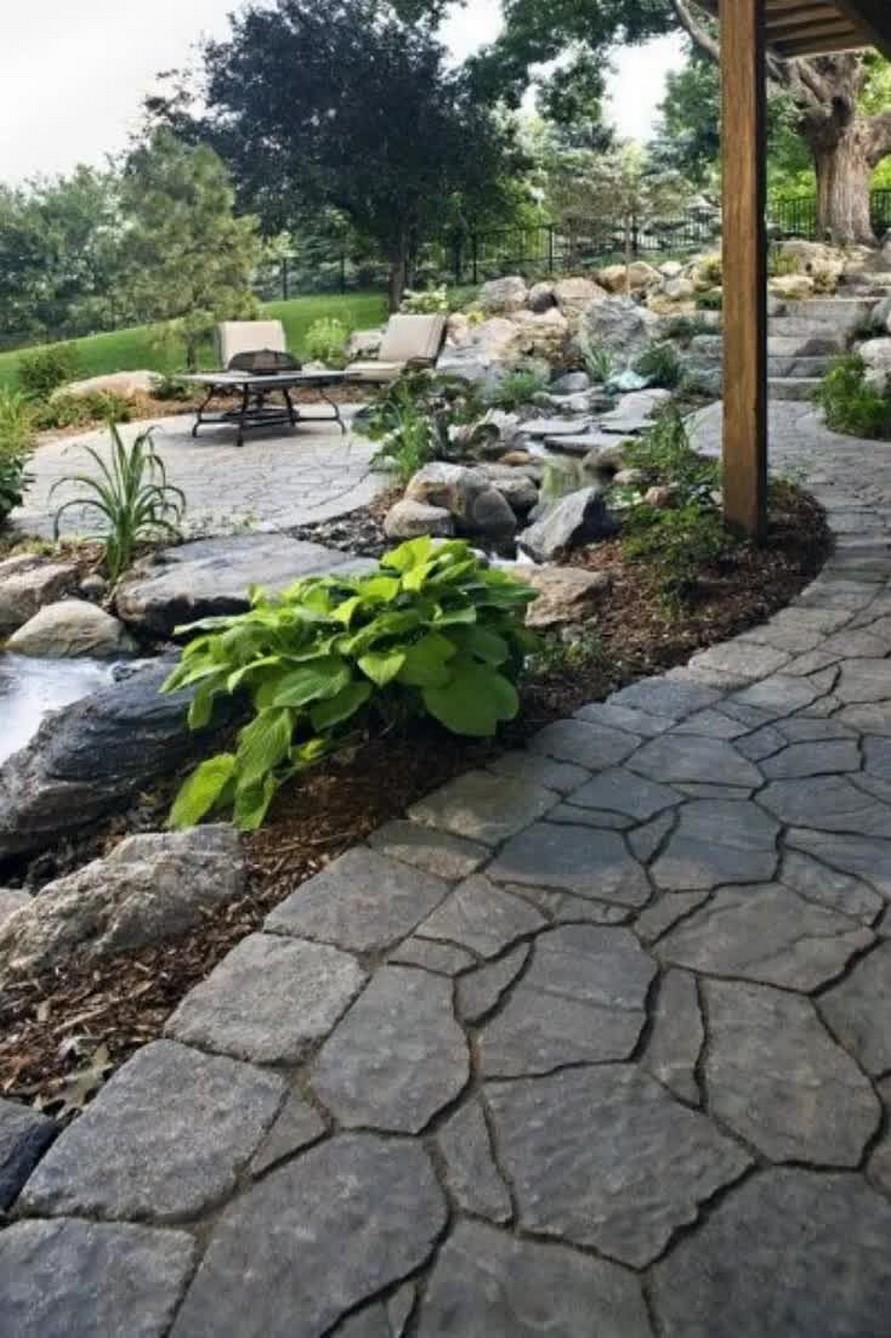 50 Trend Front Yard And Backyard Landscaping Ideas On A Budget BackyardLandscaping 7