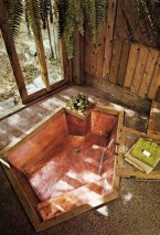 50 wooden bathtubs that send you back to nature 44
