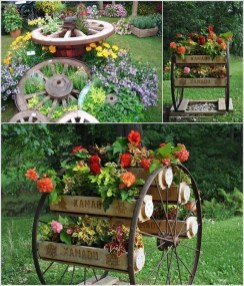 51 recycled wine bottles are the planters you didn't know you needed 2