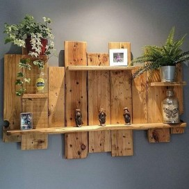57 adorable shabby chic decor wall ideas 9