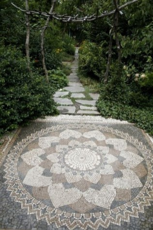 57 Impressive Front Garden Design Ideas To Try In Your Home 11