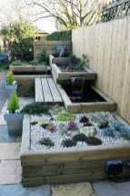 57 Impressive Front Garden Design Ideas To Try In Your Home 50
