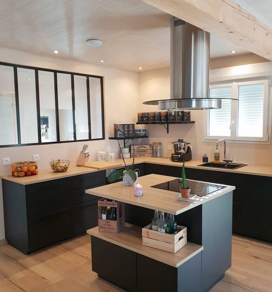 58 Kitchen Island Ideas To Add That Perfect Blend Of Drama Design Hike N Dip 7