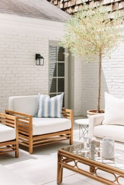 65 creative balcony design ideas with swing chair that more awesome #outdoorspace 2