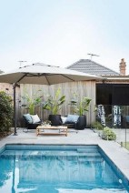 65 creative balcony design ideas with swing chair that more awesome #outdoorspace 8