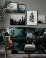 71 Inspiring Living Room Wall Decoration Ideas You Can Try 12