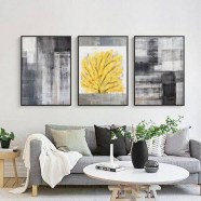 71 Inspiring Living Room Wall Decoration Ideas You Can Try 48