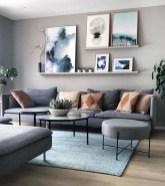 71 Inspiring Living Room Wall Decoration Ideas You Can Try 7