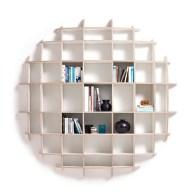 30 Medium Bookshelf Comb In Black 26