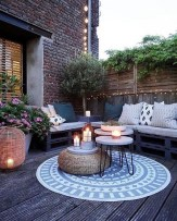 33 Classy Patio Ideas Including Furniture And Lighting 1