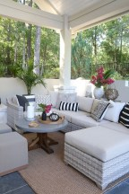 33 Classy Patio Ideas Including Furniture And Lighting 16