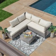 33 Classy Patio Ideas Including Furniture And Lighting 25