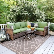 33 Classy Patio Ideas Including Furniture And Lighting 32