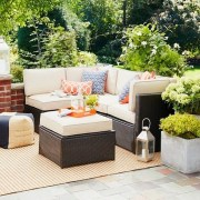 33 Classy Patio Ideas Including Furniture And Lighting 5