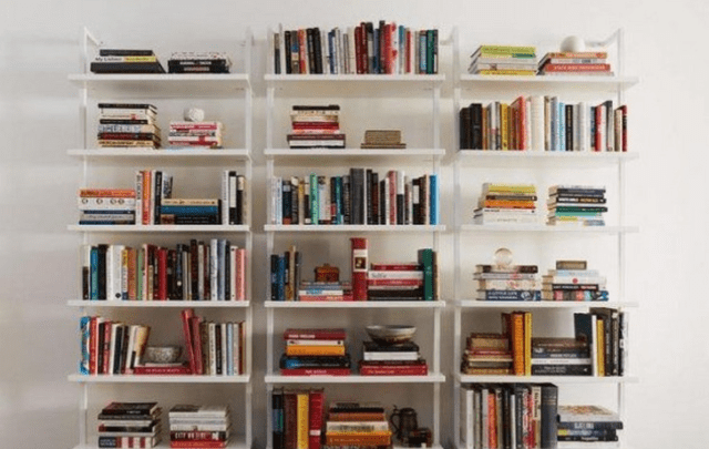 33 Home Libraries That Look Like Something Out