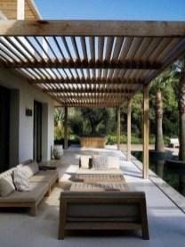 36 Stylish Pergola Ideas For Your Backyard 23