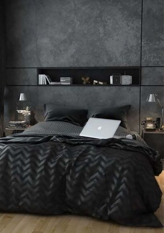 37 Men's Bedroom Ideas Masculine Interior Design Inspiration 20