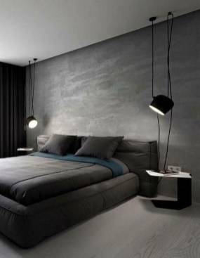 37 Men's Bedroom Ideas Masculine Interior Design Inspiration 28