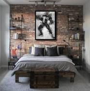 37 Men's Bedroom Ideas Masculine Interior Design Inspiration 33
