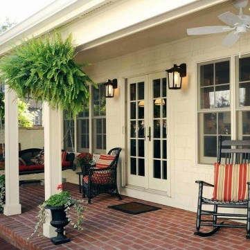 38 Farmhouse Style Front Porch Ideas 13