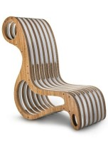 39 Chair. Laser Cut Files SVG, DXF, 36