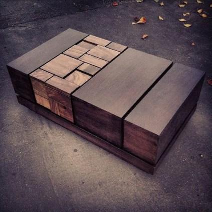 39 Impressive Wood Working Table Simple Ideas 22