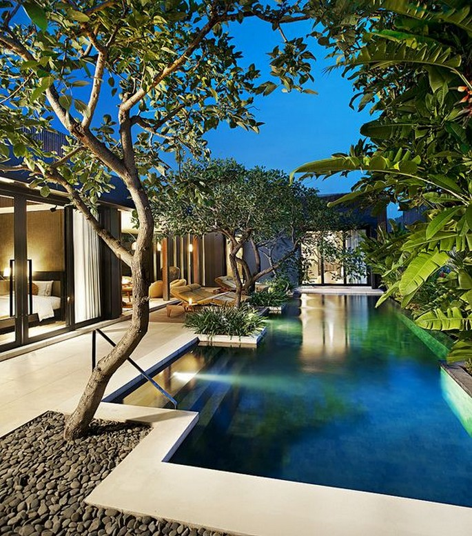 40 Fascinating Pool House Ideas 13