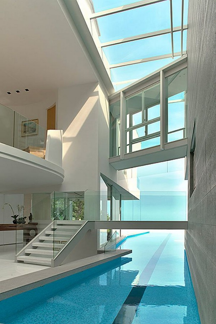 40 Fascinating Pool House Ideas 3