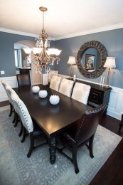 41 Rustic Dining Rooms That Will Make Your Farmhouse Shine 13