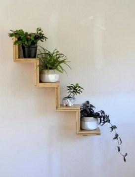 63 malta round wood wall shelf 11