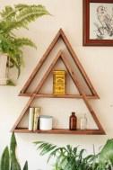 63 malta round wood wall shelf 40