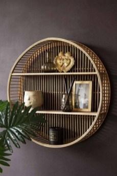 63 malta round wood wall shelf 59