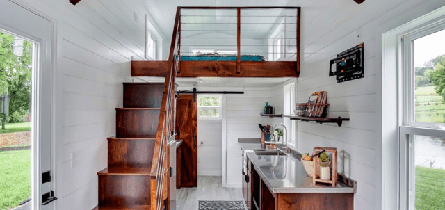 33 Tiny House Design For Families
