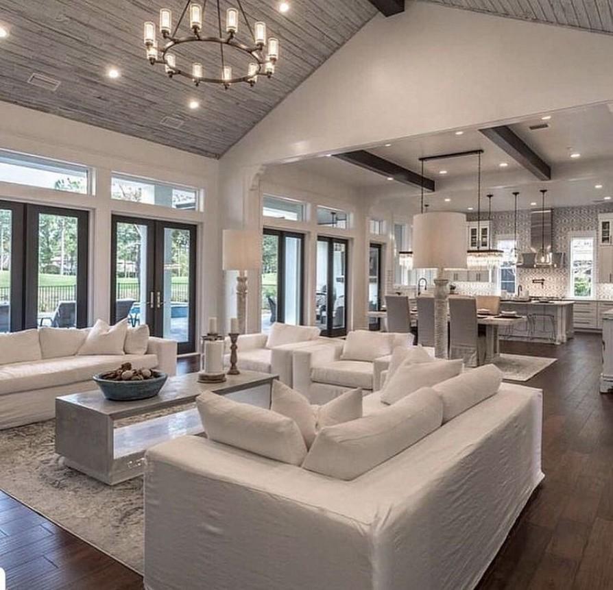 11 Living Room Lighting – Home Decor 31