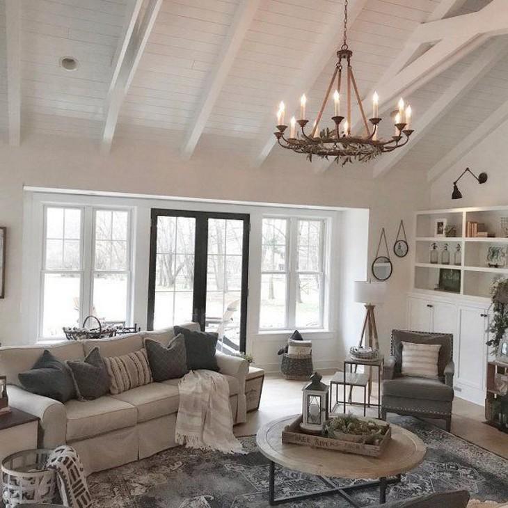 11 Living Room Lighting – Home Decor 43
