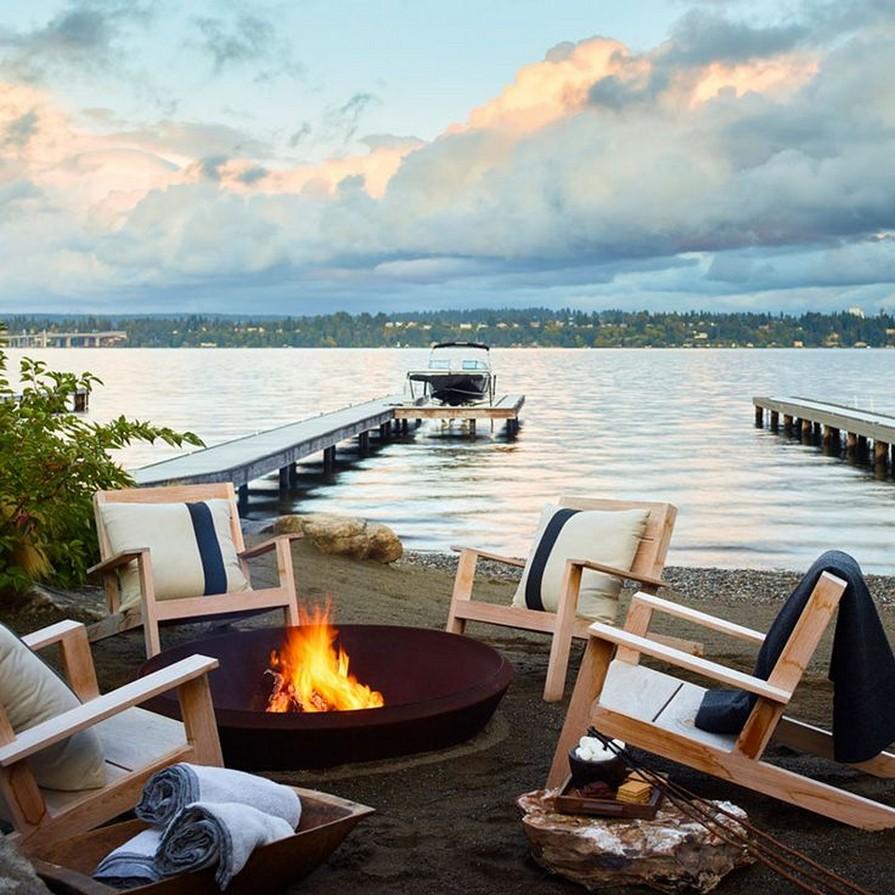 10 Backyard Fire Pits Ideas Home Decor 10