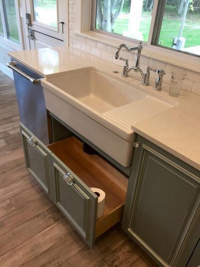 10 Farmhouse Kitchen Sinks Home Decor 20