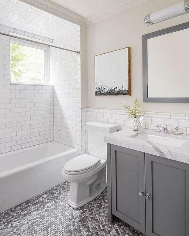 10 Luxurious Bathroom Transformations Home Decor 12