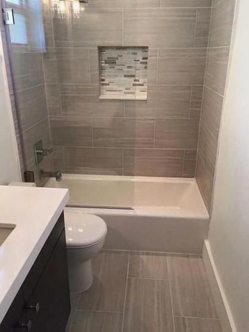 10 Luxurious Bathroom Transformations Home Decor 16