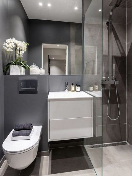 10 Luxurious Bathroom Transformations Home Decor 3