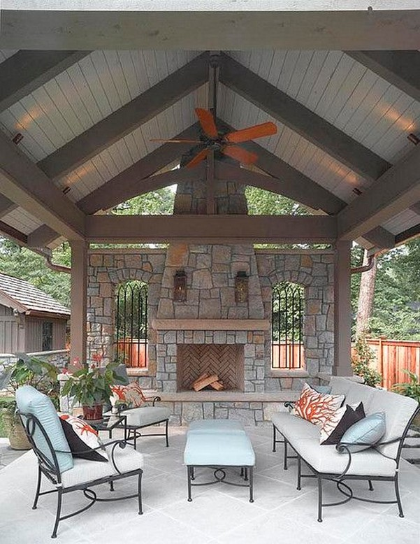 10 Safety Tips For Outdoor Fireplaces Home Decor 5