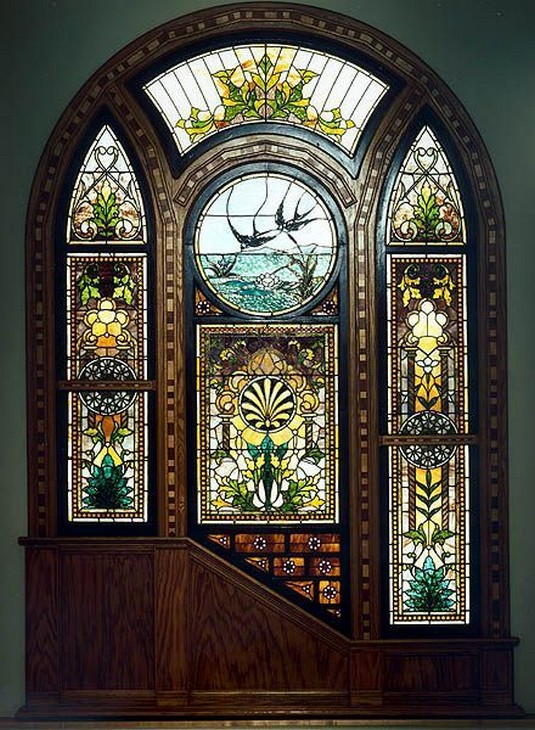 10 Stained Glass Window Patterns – Home Decor 1