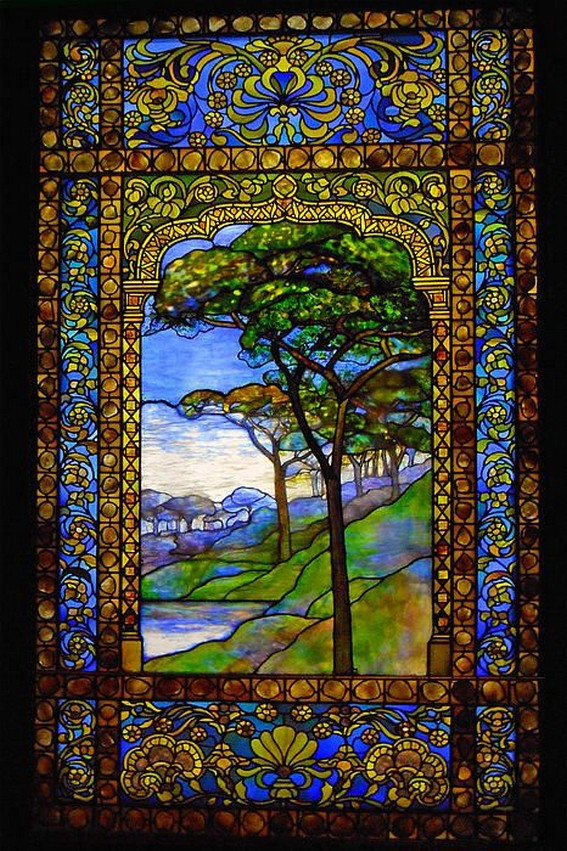 10 Stained Glass Window Patterns – Home Decor 12