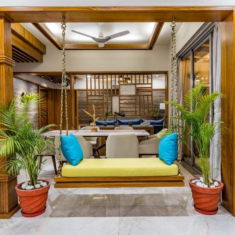 10 Wooden Swing Set – Home Decor 5