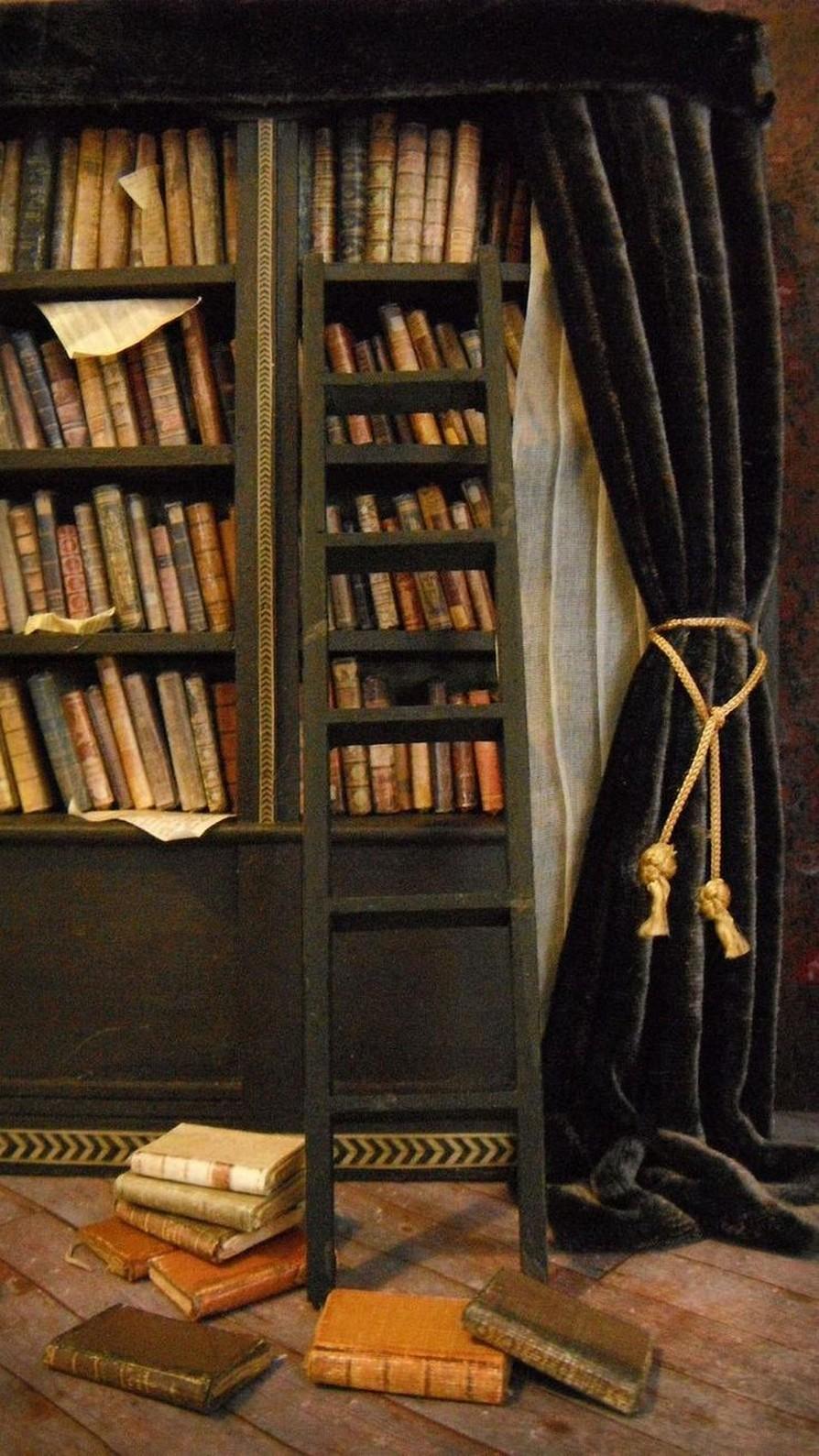 11 Home Library Furniture Ideas – Home Decor 1