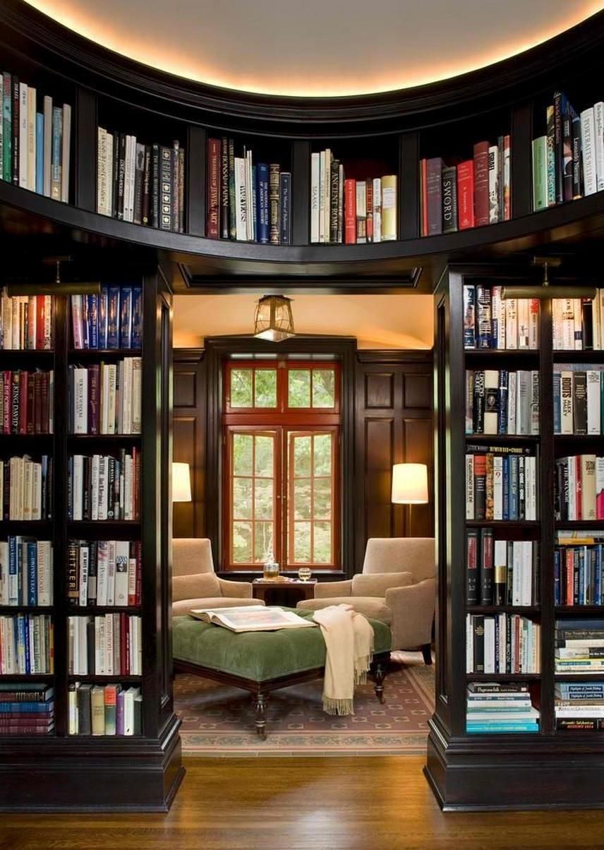 11 Home Library Furniture Ideas – Home Decor 12