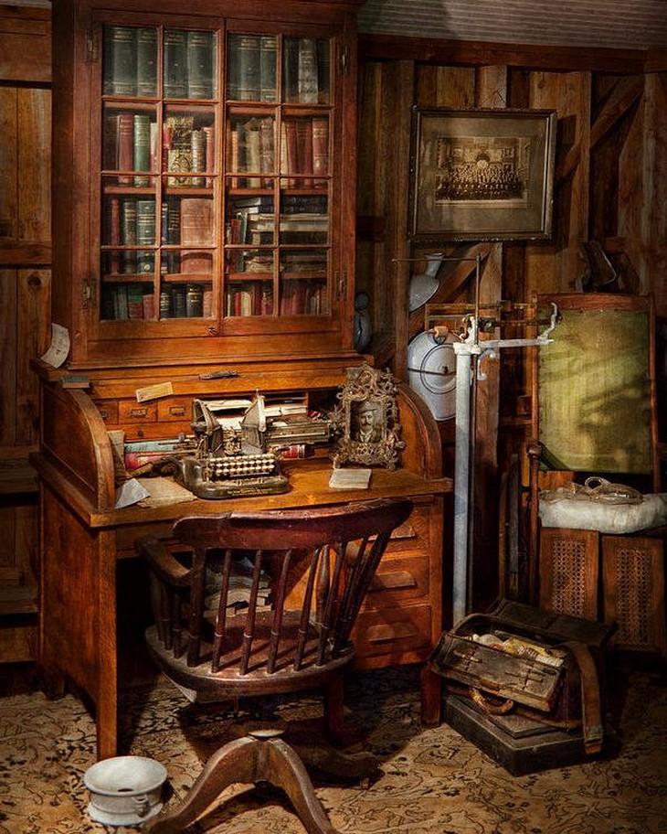 11 Home Library Furniture Ideas – Home Decor 8