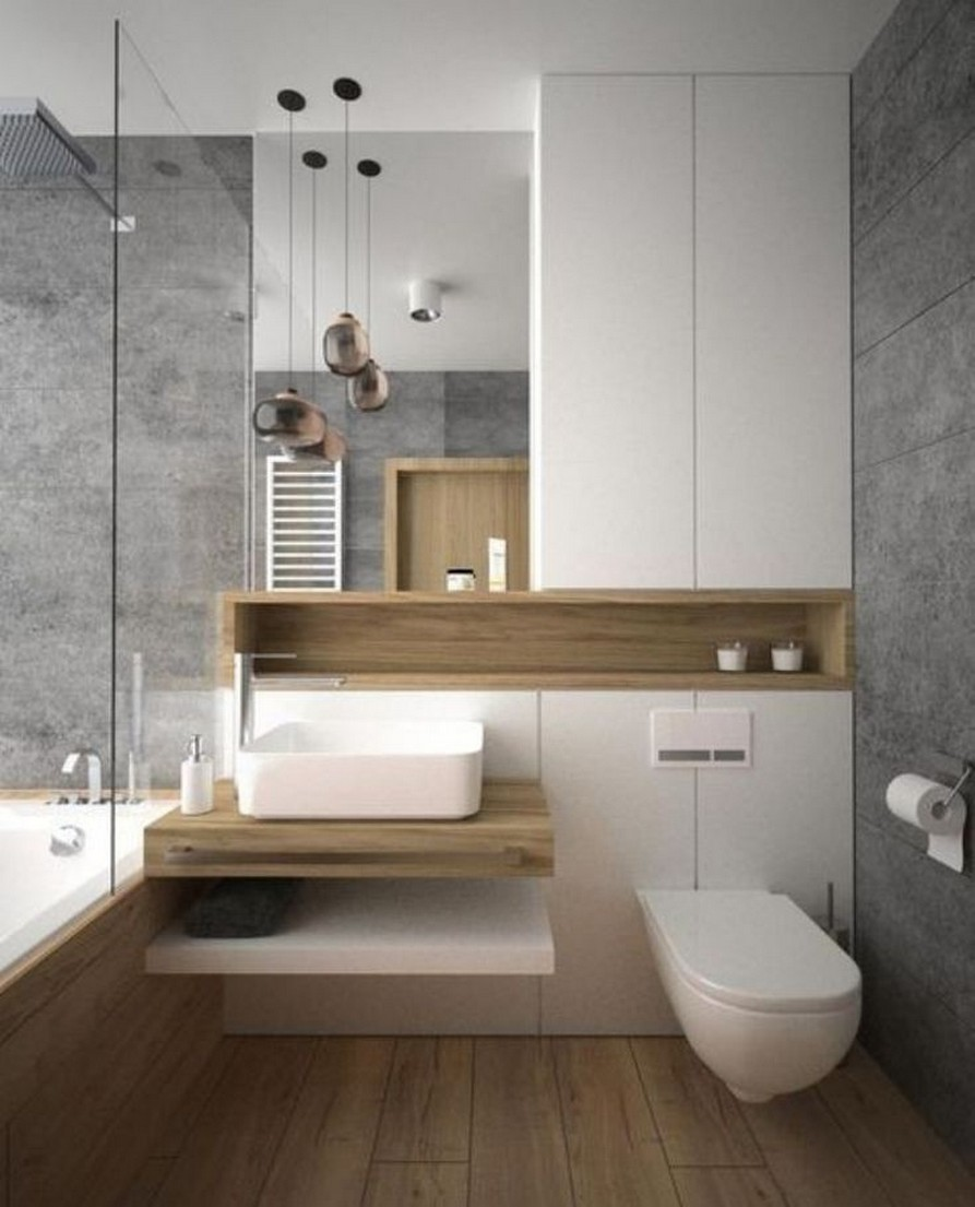 11 MOdern Bathroom Design Ideas Home Decor 64